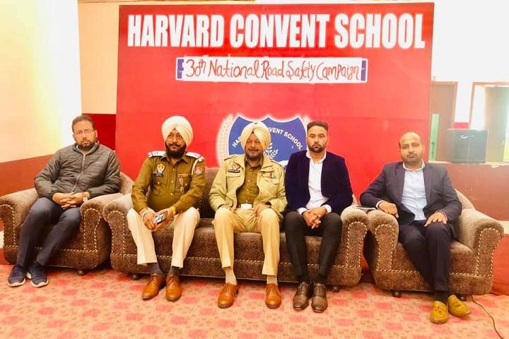 Harvard Convent School-Event Campaigning