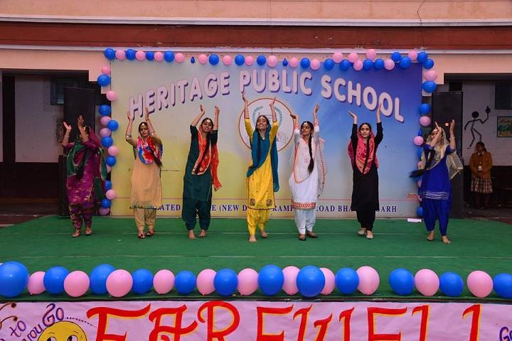 Heritage Public School-Dance