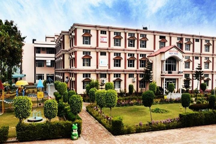 Heritage Public School-School View
