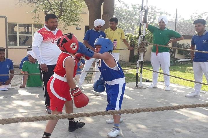 Heritage Public School-Sports