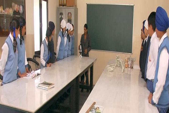 Holy Heart School-Biology Lab
