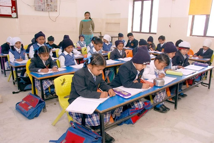 Holy Heart School-Classroom