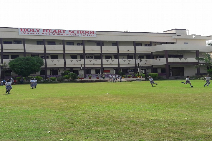 Holy Heart School-School View