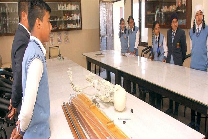 Holy Heart School-Science Lab