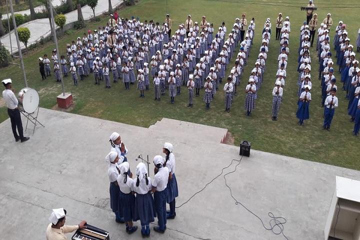 Holy Heart School-Assembly