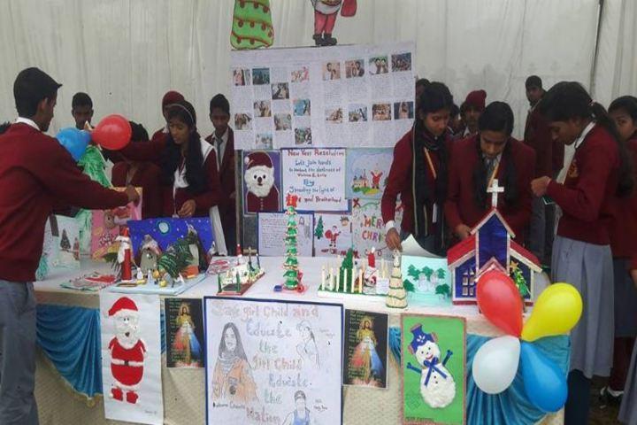 Imperial Public School-Christmas Decoration