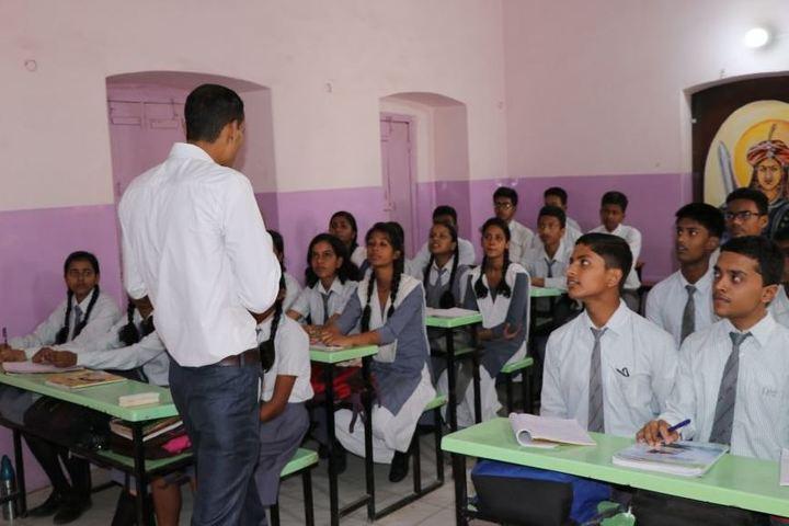 Imperial Public School-Class Room