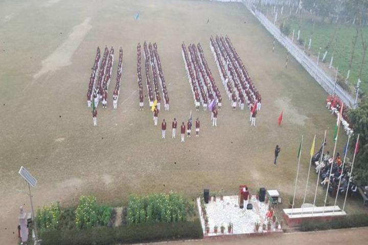 Imperial Public School-Republic Day Celebrations