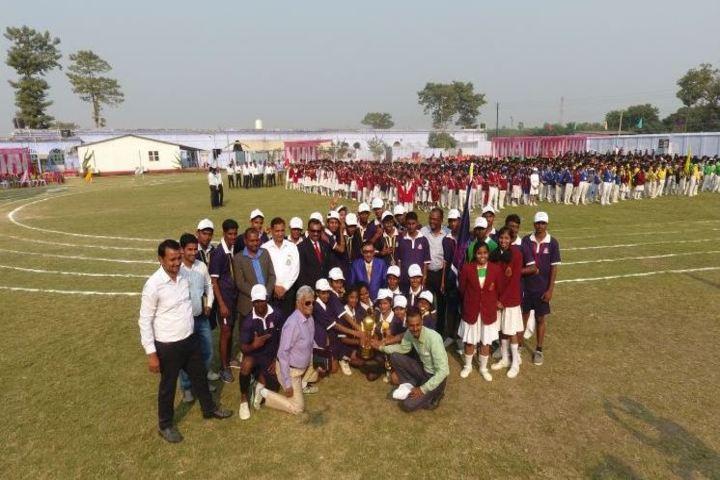 Imperial Public School-Winners