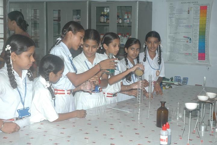 "Holy Marys School-Chemistry Lab"""