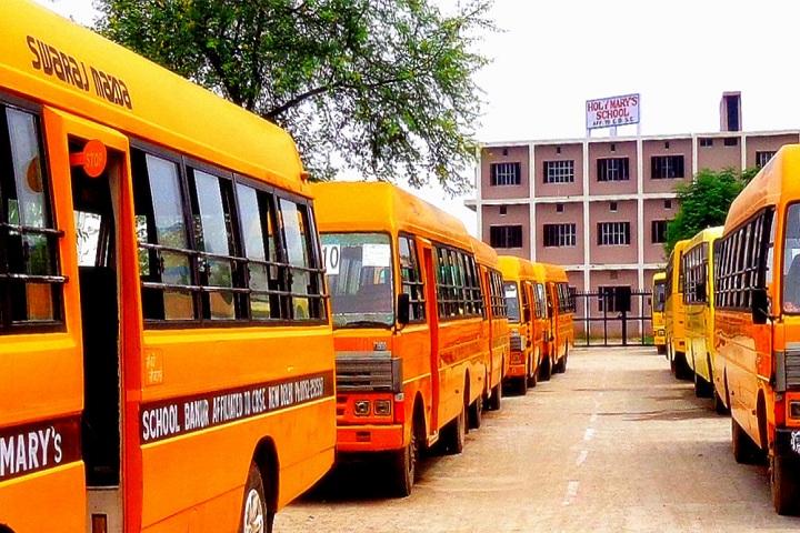 """Holy Marys School-Transport"""