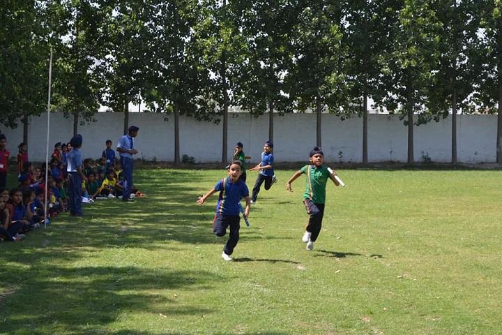Howard Lane Senior School-Play Ground