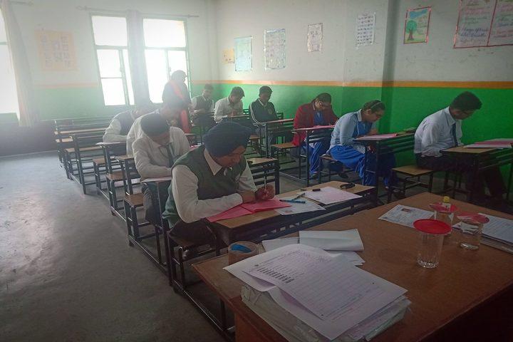 HVM Convent School-Classroom