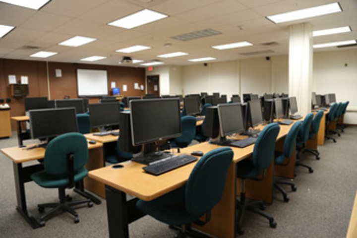 HVM Convent School-Computer Lab