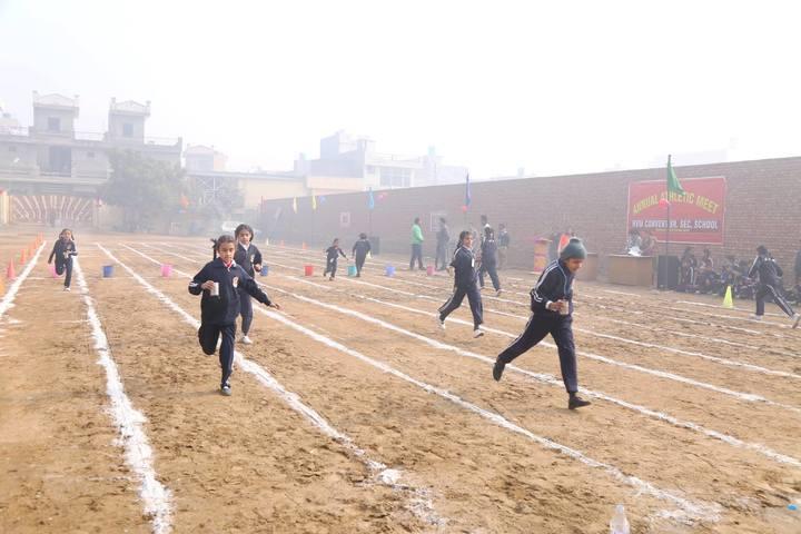 HVM Convent School-Play Ground