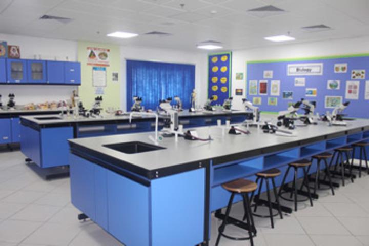 HVM  Convent School-Science Lab