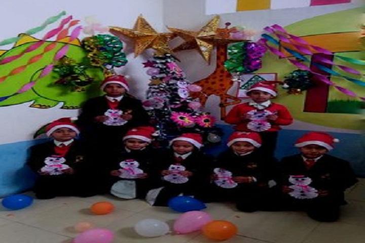 IT Next Gen School-Christmas Celebration