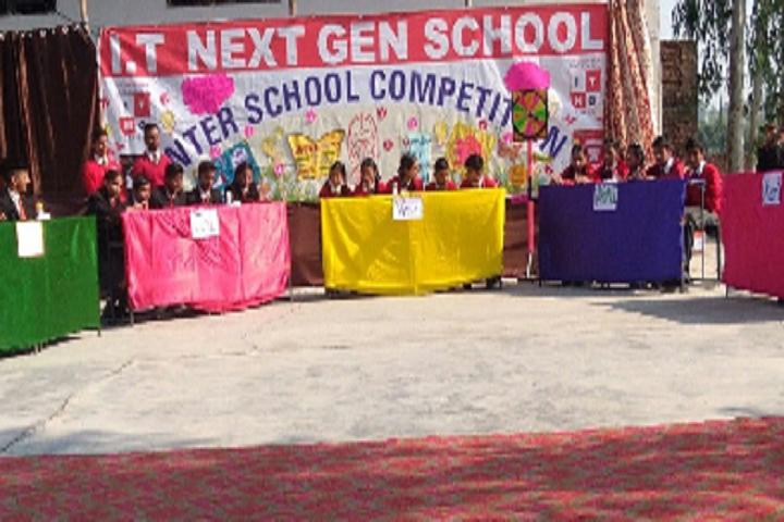 IT Next Gen School-Inter School Competition