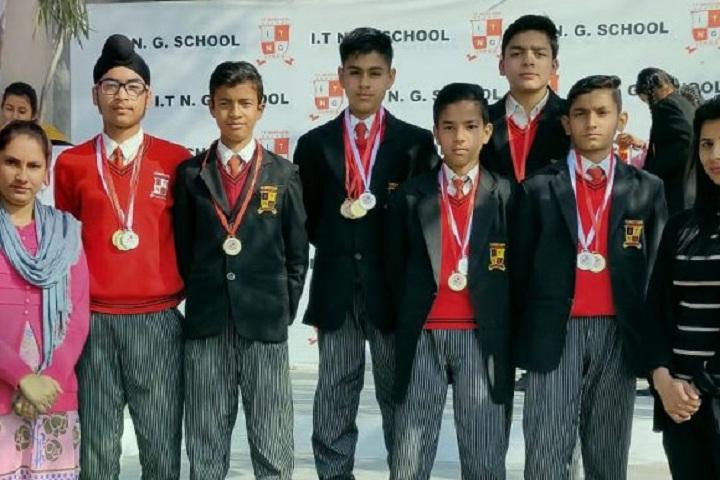 IT Next Gen School-Students