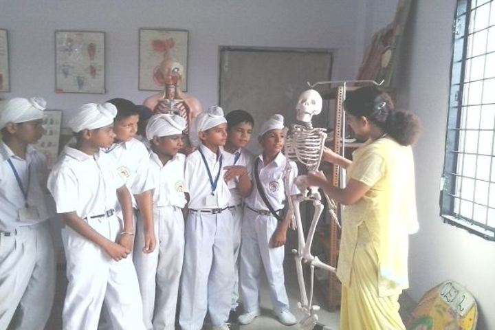 Indian Heritage Public School-Biology Lab