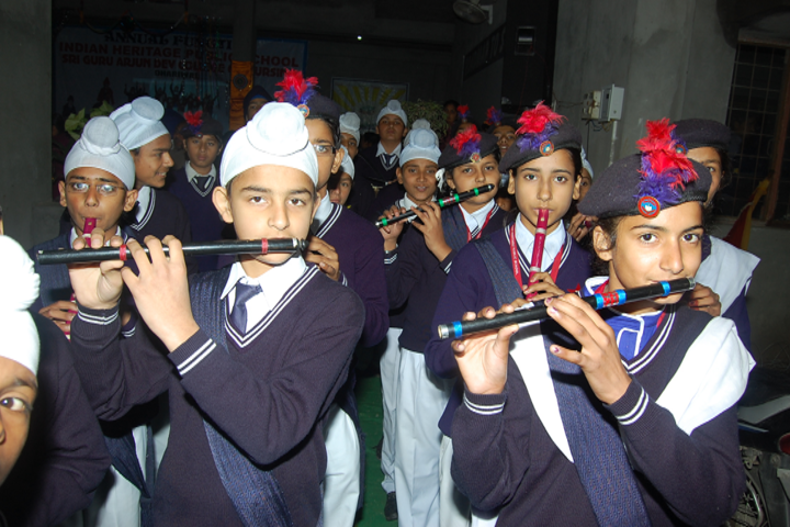 Indian Heritage Public School-Event
