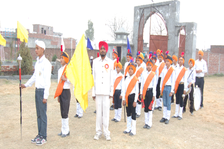 Indian Heritage Public School-Sports Day