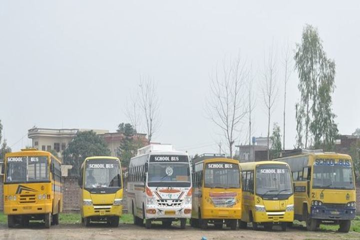 Indian Heritage Public School-Transport