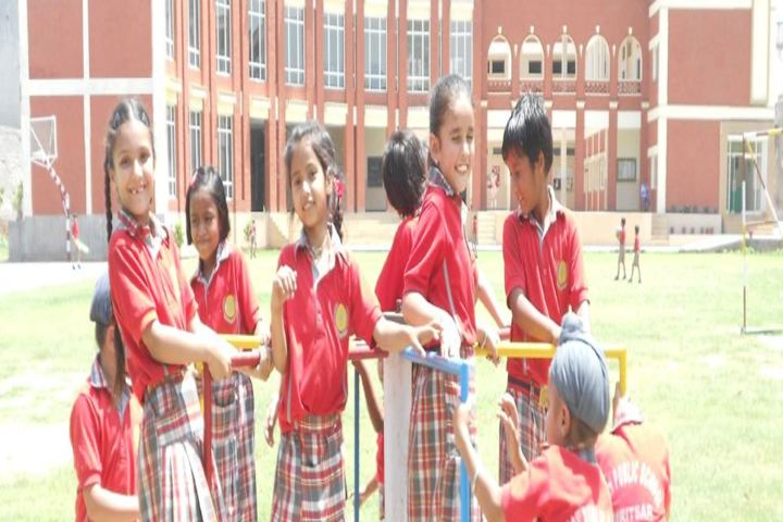 Indian Public School-Play Area