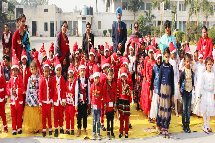 Indus Public School-Christmas Eve