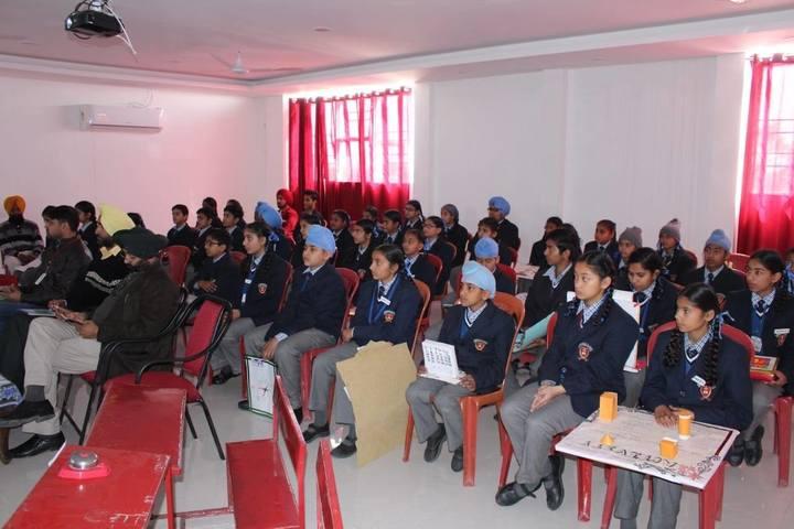 Indus Public School-Classrooms