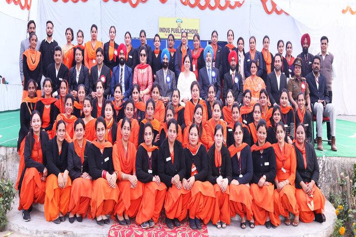 Indus Public School-Faculty