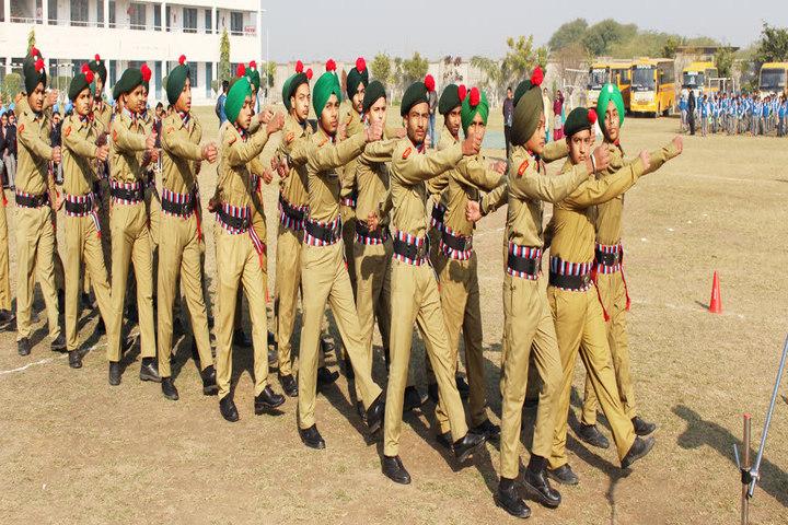 Indus Public School-NCC