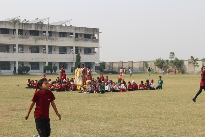 Indus Public School-PlayGround