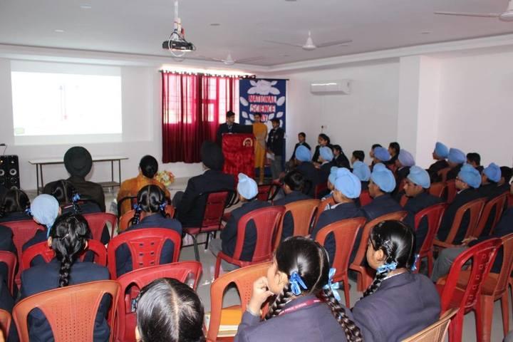 Indus Public School-Science Day Event