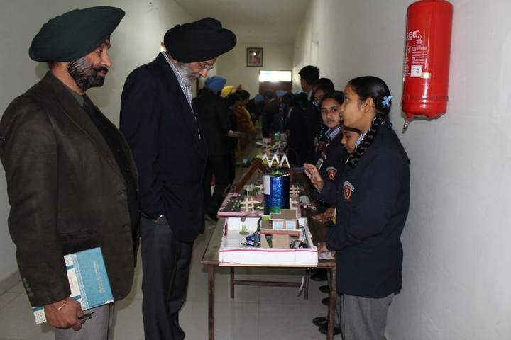 Indus Public School-Science Exhibition