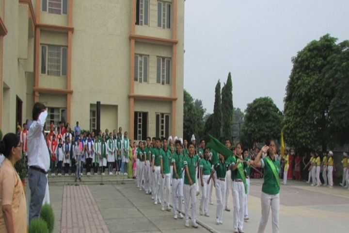 Infant Jesus Convent School-Independence Day
