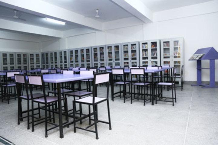 Infant Jesus Convent School-Library