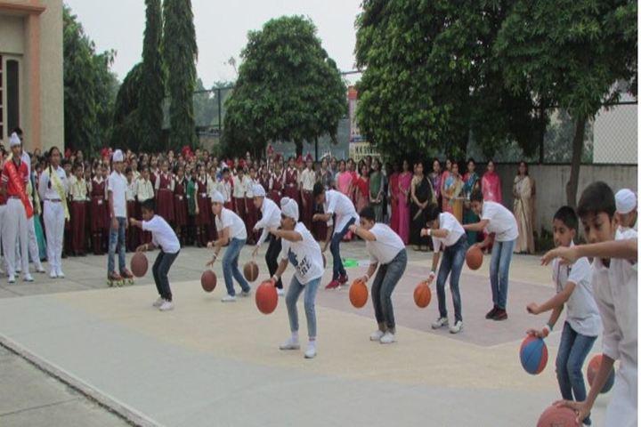 Infant Jesus Convent School-Sports