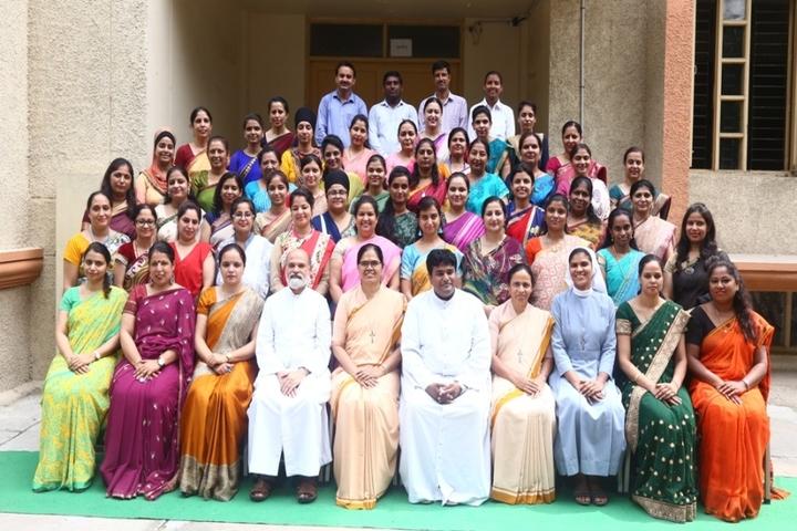 Infant Jesus Convent School-faculty