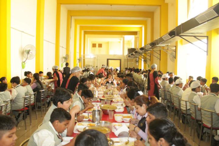 Ivy World School-Dining Hall
