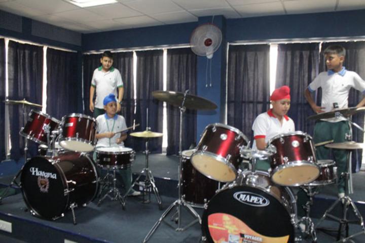 Ivy World School-Music Rooms