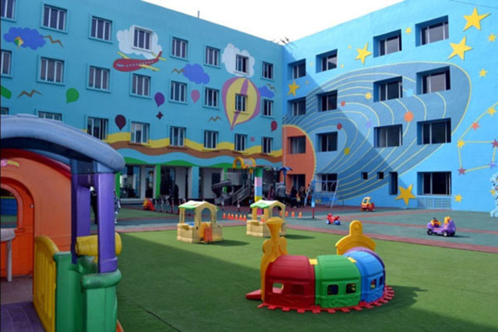 Ivy World School-Play Area