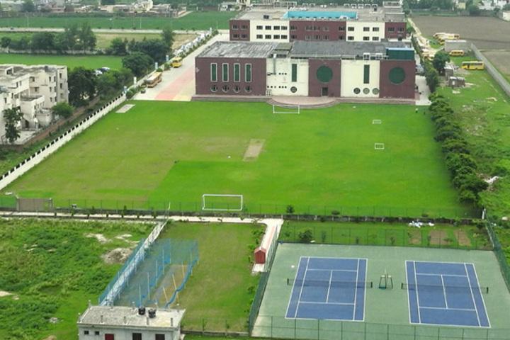 Ivy World School-Play Ground