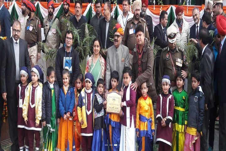 J M K International School-Winners