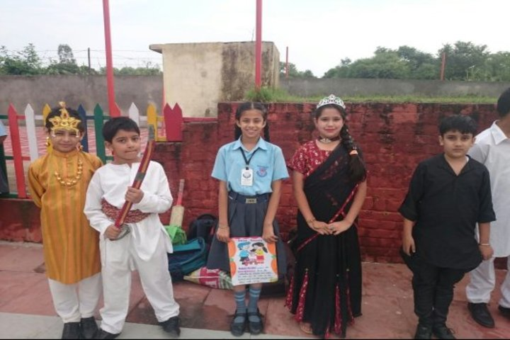 J M K International School-Event