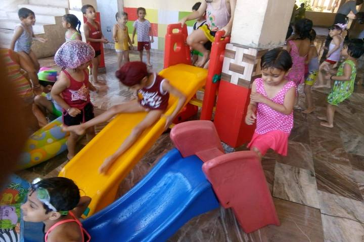 J M K International School-PlayArea
