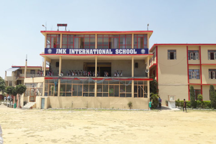 J M K International School-School View