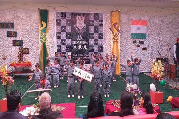 J N International School-Annual Day