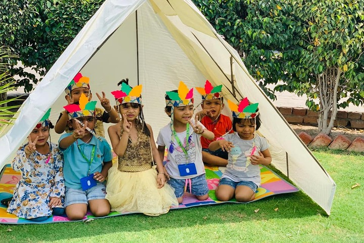 J R Millennium School-Summer Camp