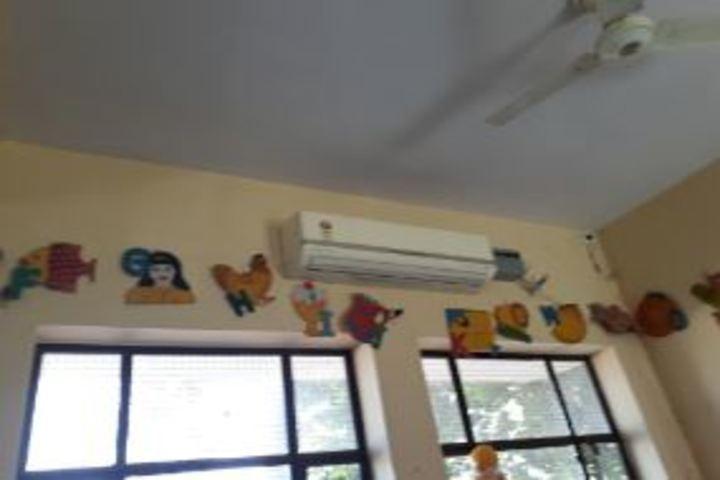 Jagan Nath Jain Dav Public School-AC Room